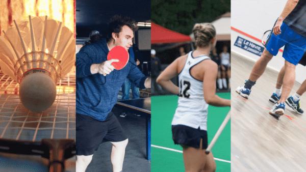 Découvrez quels sont les sports de raquettes les plus populaires